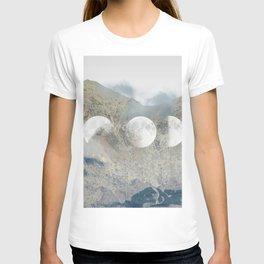 Moonrise Mountains T-shirt