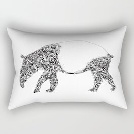 Tapir Rectangular Pillow