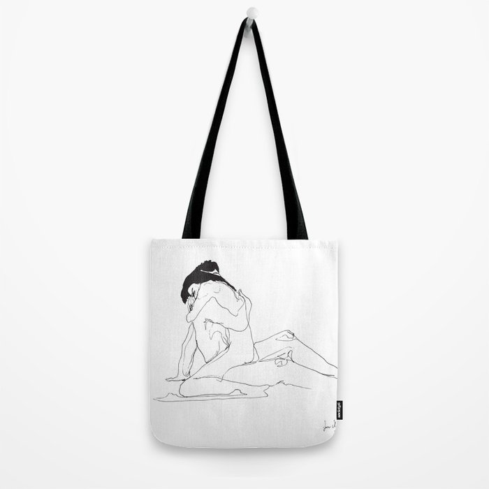 Wish of Embrace 1 Tote Bag