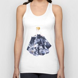 Nightgown Unisex Tank Top