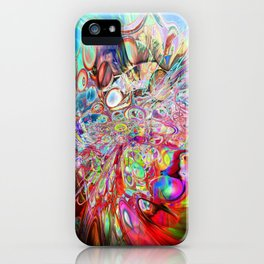 Full of joy iPhone Case
