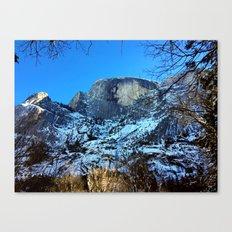 Yosemite National Park - Half Dome Canvas Print