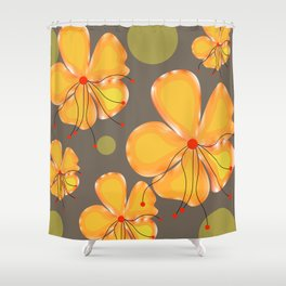 Spring's Forgiveness Shower Curtain