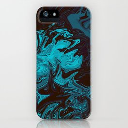 ABSTRACT LIQUIDS XXXIII iPhone Case