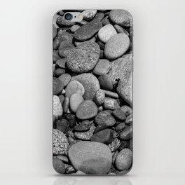 Beach Rocks 1 iPhone Skin