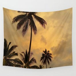 Photo 11 Palm Trees Wall Tapestry