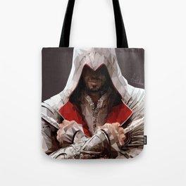 Assassins Creed - Ezio Auditore Tote Bag
