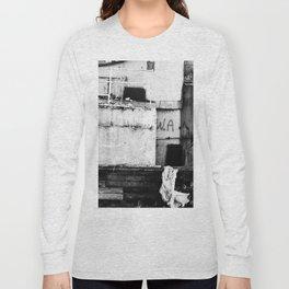 Destroyed - B/W Long Sleeve T-shirt