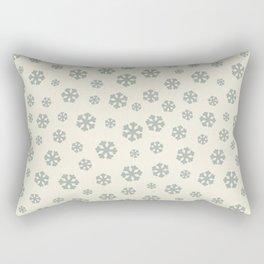 Winter Abstracts 7 Rectangular Pillow