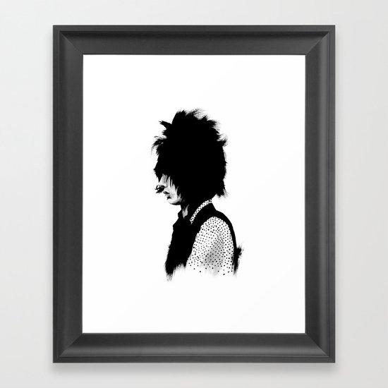 FARIS Framed Art Print