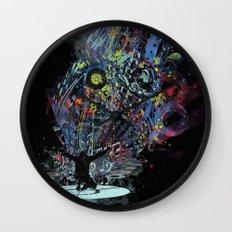 soul dj Wall Clock