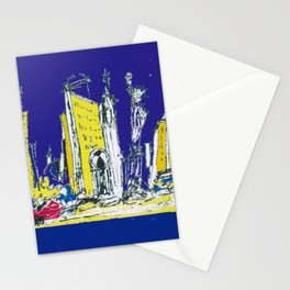 NEW YORK    by Kay Lipton Stationery Cards