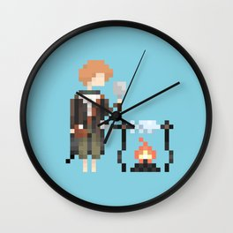 Samwise the Brave Wall Clock
