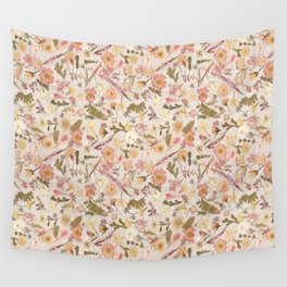 Roses and Lace Wall Tapestry