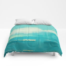 Creating A New Skyline Comforters