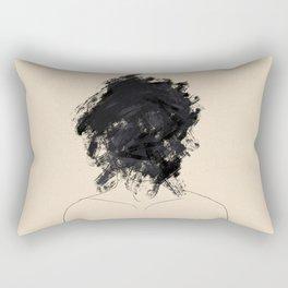 mental illness Rectangular Pillow