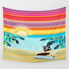 MCKINLEY AVENUE Wall Tapestry