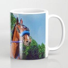 The Backstretch Coffee Mug