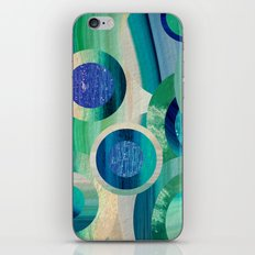 SEA-NCHRONICITY 2 iPhone & iPod Skin