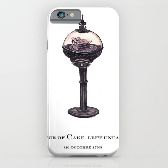 a piece of Cake iPhone & iPod Case