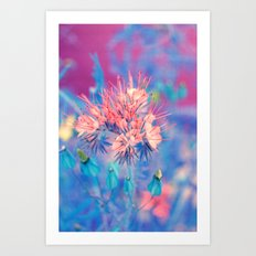 Power mix Art Print