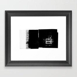 DUPLICITY / 06 Framed Art Print