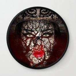 Erzsebet Bathory Wall Clock