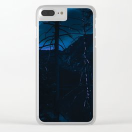 0429 Clear iPhone Case