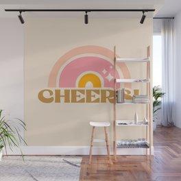 cheery cheers Wall Mural