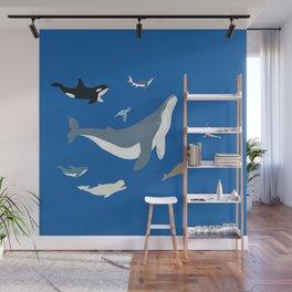 sea yoga Wall Mural