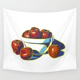 Deez Apples Wall Tapestry