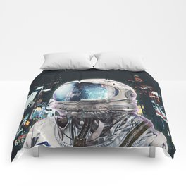 Night Life Comforters