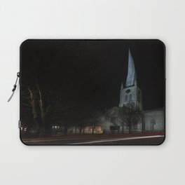 Crooked spire 1 Laptop Sleeve
