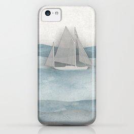 Floating Ship iPhone Case