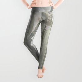 "say no to patriarchy / ""the justice"" Leggings"