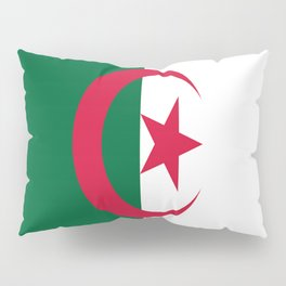 Flag Of Algeria Pillow Sham