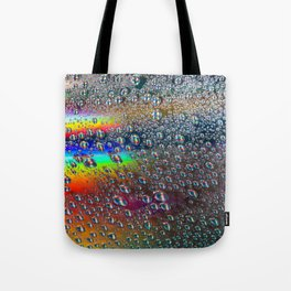 Juicy Rainbow Tote Bag