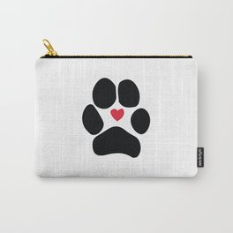 Dog Paw Carry-All Pouch