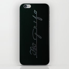 Iso Grifo iPhone Skin
