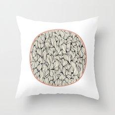 Сircle Throw Pillow