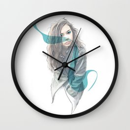 Layla Wall Clock