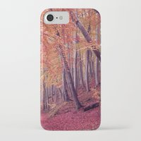 wood iPhone & iPod Cases featuring wood by Claudia Drossert