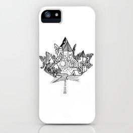 My Canada iPhone Case