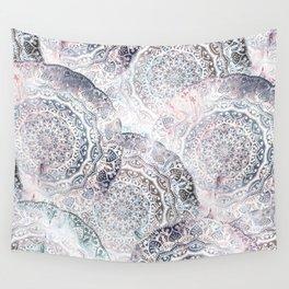 GALAXY BOHO MANDALAS Wall Tapestry