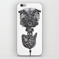 Machine iPhone & iPod Skin