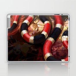 Coral snake Laptop & iPad Skin