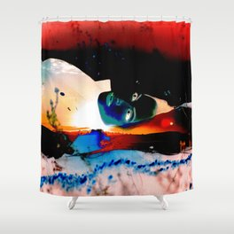 House come on Shower Curtain