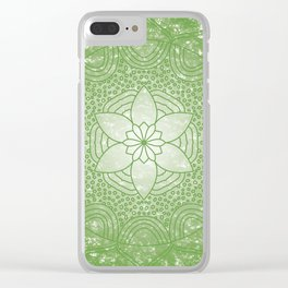 The Heart Chakra Clear iPhone Case