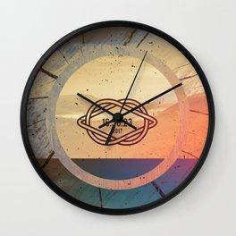 Desert 16:50:23 2017 Wall Clock