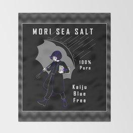 Mori Salt Throw Blanket